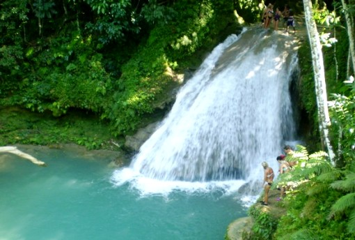 Blue Hole Jamaica Tour